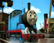 Thomas waiting