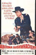 Arizona Bushwhackers (1968) poster