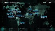 縱橫諜海:黑名單主線任務關卡分佈