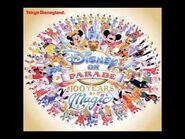 ディズニーオンパレード 100years of magic