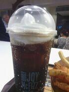 麥當勞 漂浮可樂
