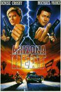 Arizona Heat (1988) poster