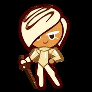 White Choco Cookie