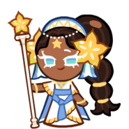 Starfruit Cookie