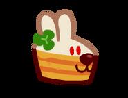 Carrot Cake Rabbit