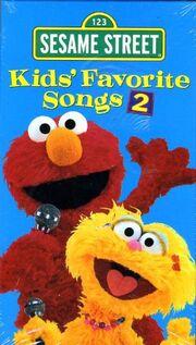 Kids Favorite Songs 2 VHS.jpg