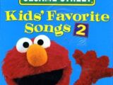 Opening And Closing To Sesame Street: Kids Favorite Songs 2 2001 VHS (Sesame Workshop Signs Distribution Deal With Paramount)