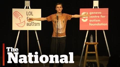 SpikeToronto/Stand-up comic mines Asperger syndrome for laughs
