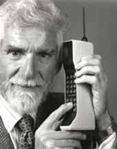 Dr Martin Cooper, 1973