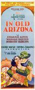 In Old Arizona poster