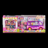 Bubbleisha (Sweet Treat Truck Deluxe)