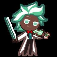 Mint Choco Cookie