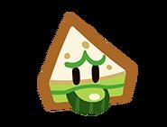 Cutecumber Sandwich