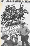 Arizona Trail (1943) poster
