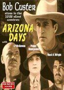 Arizona Days (1928) poster