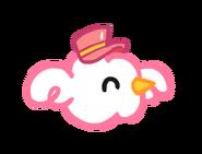 Cotton Candy Bird OB