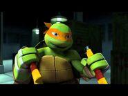 TMNT 2012 - Michelangelo