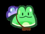 Floral Froglet