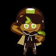 Kiwi Cookie