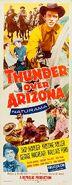 Thunder Over Arizona (1956) poster