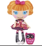 Bea Spells-a-Lot soft doll