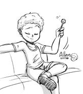 Allan by joaoppereiraus dcuacm6