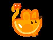 Mini Orange Mouse HD