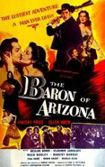 Poster of the movie The Baron of Arizona