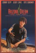 1993 - Arizona Dream Movie Poster
