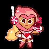 Pink Choco Cookie