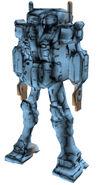 Robot 2號 3D模型