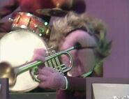 Trumpet Girl (on trumpet)