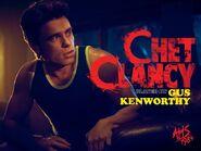 AHS 1984 Cast 07 Chet Clancy