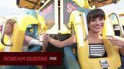 SCREAM QUEENS Screaming Queens Reactions At Comic-Con 2015-0