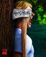 AHS S9 1984 Poster Axe
