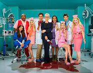 Seconda stagione - cast principale SQ
