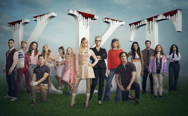 Scream Queens Wall page