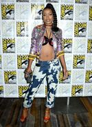 Keke-Palmer -Scream-Queens-Press-Line-at-Comic-Con-International--06
