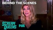 Kirstie Alley Guest-Stars As Ingrid Marie Hoffel Season 2 SCREAM QUEENS