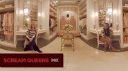 Scream Queens 360 VR Kappa Closet Chat
