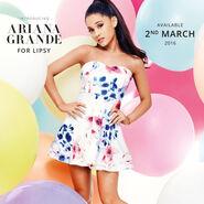 Ariana photoshoot clothes