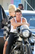 Patrick-Schwarzenegger-seen-during-a-photo-shoot-in-LA
