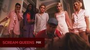 "SCREAM QUEENS Scene Queens ""Seven Minutes In Hell"""