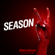 Scream Queens Key Art S2