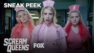First Look Season 2 SCREAM QUEENS