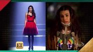 Lea Michele interview & Ariana Grande interview 'Scream Queens' & ET (SNEAK PEAK)