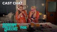Pumpkin Decorating With The Chanels Season 2 SCREAM QUEENS