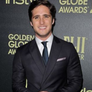 Diego at the golden globe awards