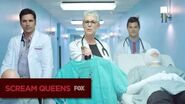 Time To Scrub Up, Ladies Season 2 SCREAM QUEENS
