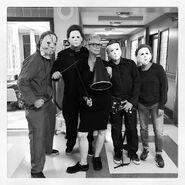 Crew Dressed Up On Halloween Shoot